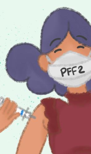 Primeiro, quero te acalmar. As vacinas protegem, sim, contra a variante. Mas elas não são mágicas!