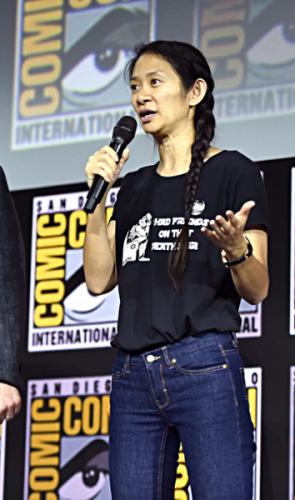 Atualmente, a cineasta está trabalhando na produção do filme The Eternals, quarta geração de heróis da Marvel.