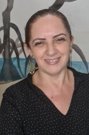 Fabiana Pinho é geógrafa e coordenadora de projetos no Ecomuseu Natural do Mangue.(Foto: Arquivo pessoal)